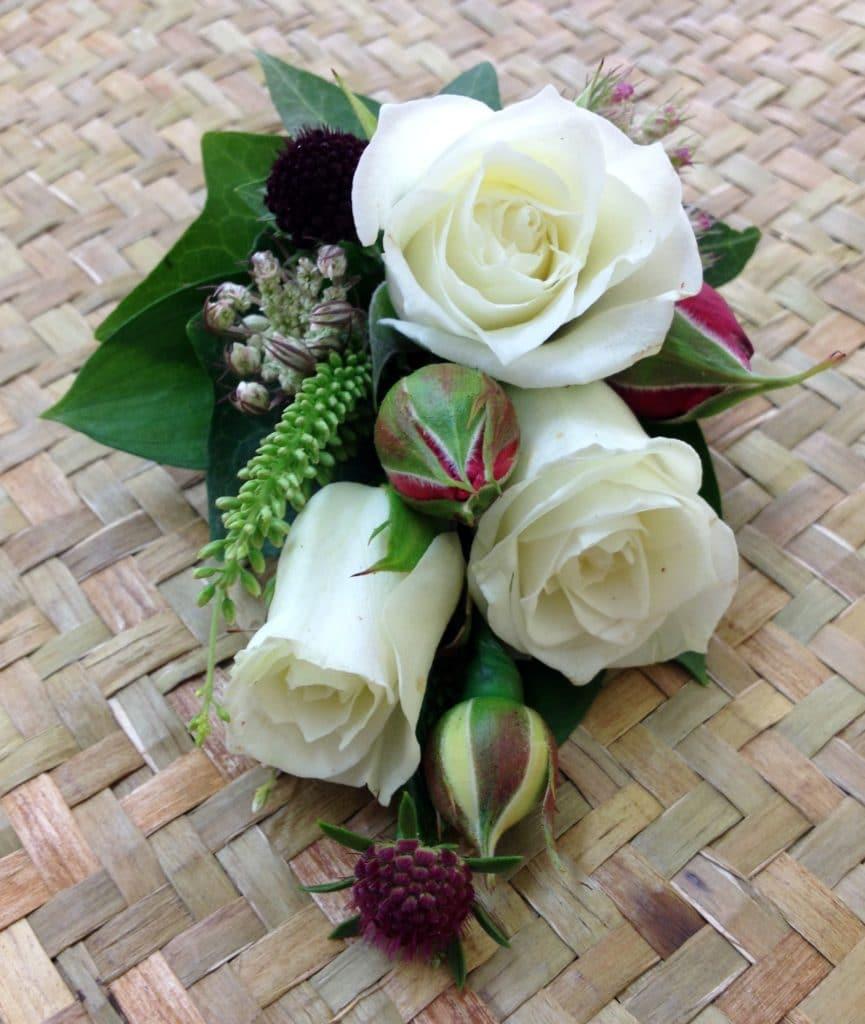 Wainui Wedding Flowers